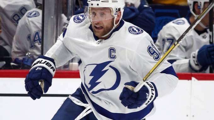 Steven Stamkos hat den Tampa Bay Lightning lange gefehlt. Jetzt ist der Captain zurück - und trifft