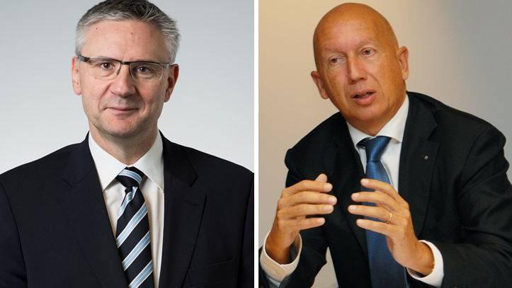 SVP-Grossrat Andreas Glarner fordert die Absetzung von Philip Funk, Verwaltungsrats-Präsident des Kantonsspitals Aarau.