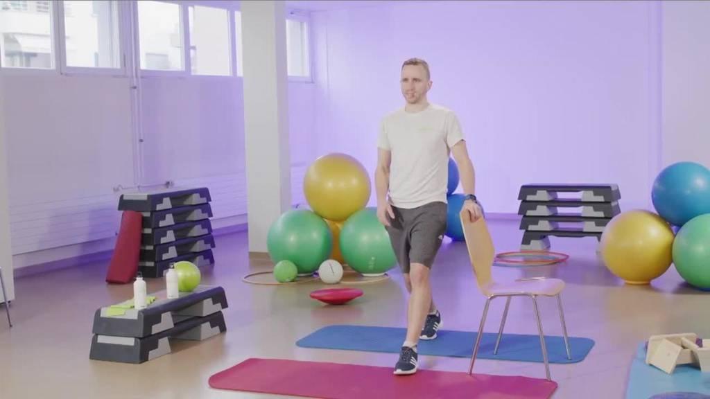 «Gymnastik im Wohnzimmer» vom 24. Juni 2021