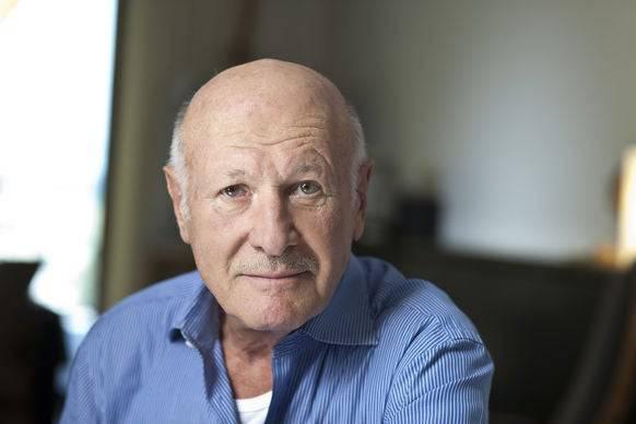 Publizist und Nahost-Experte Erich Gysling (83).