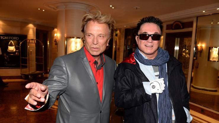 Siegfried und Roy im Jahr 2013.