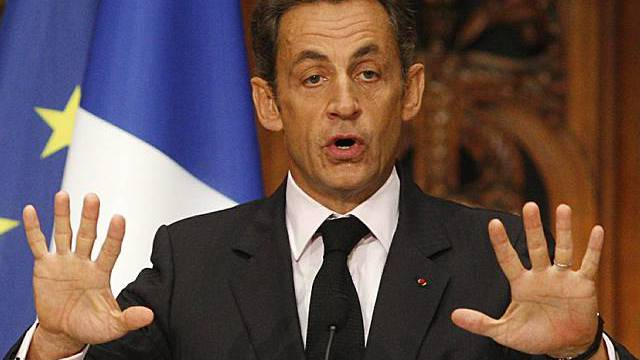 Sarkozy will anderen Messwert als BIP
