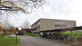 Das Klingnauer Schützenmatt-Schulhaus: Hier werden die Bez-Schüler unterrichtet.