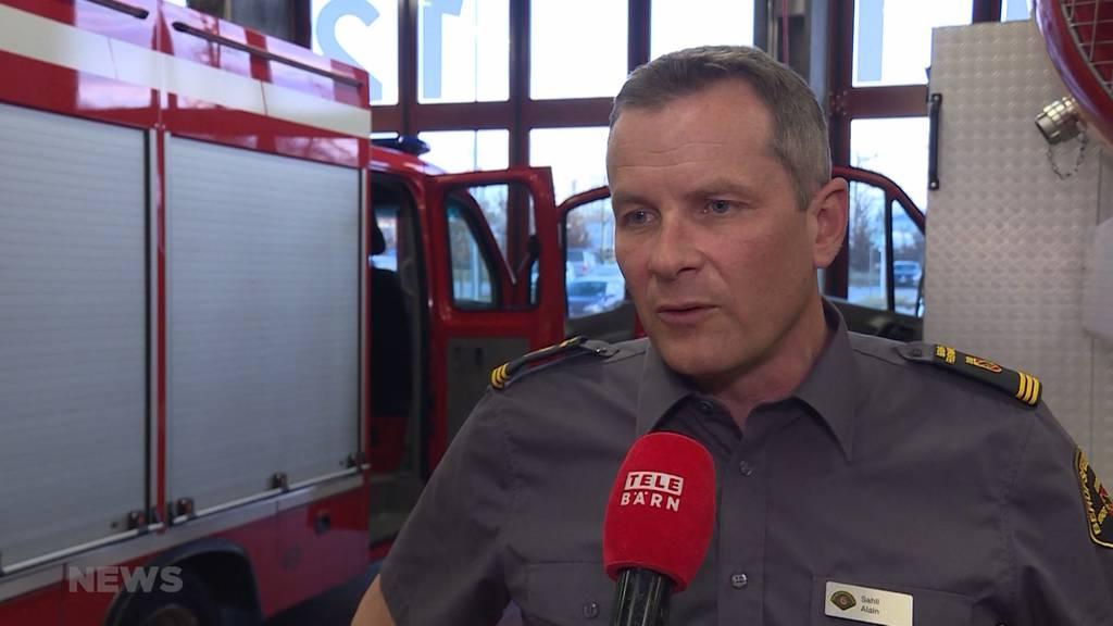 """Gehört """"Handy retten"""" zum Job der Feuerwehr?"""