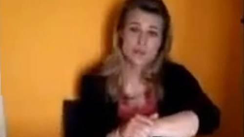 Aufseherin Angela Magdici meldet sich per Videobotschaft zu Wort.