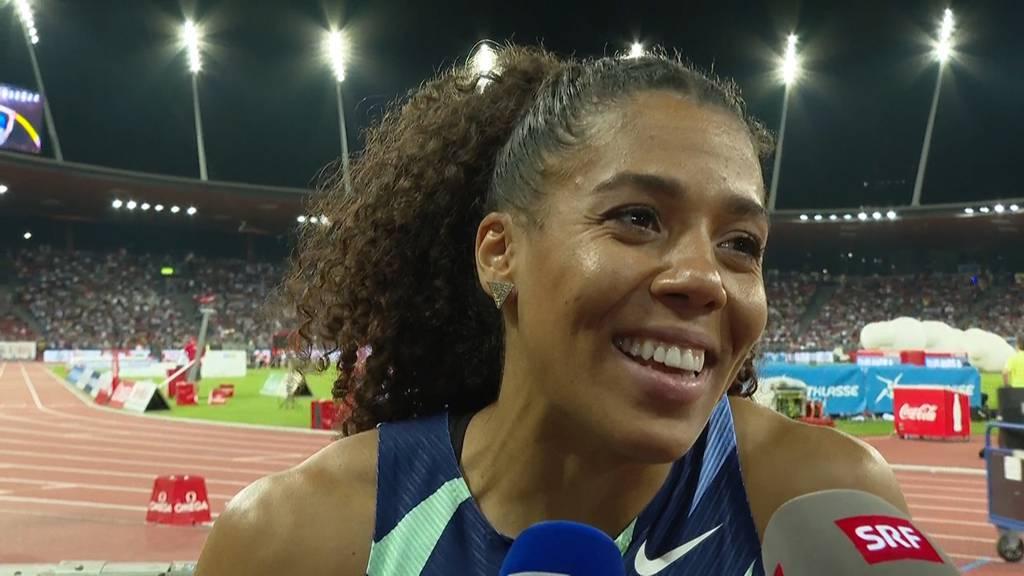 Rang 3 für del Ponte und Bestzeit für Kambundji: Schweizer Sprinterinnen glänzen an Diamond-League-Finale
