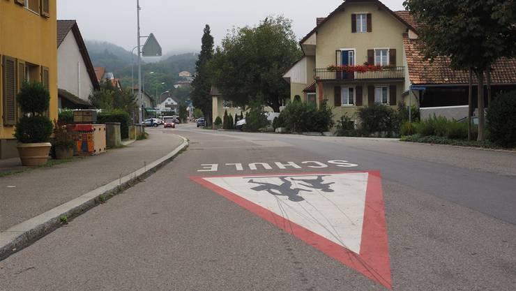 Am Bachweg wurde ein Mädchen von einem Lieferwagenfahrer angesprochen.