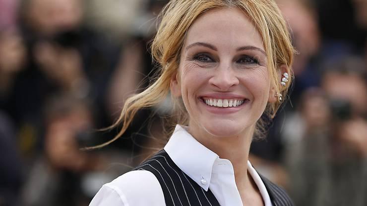 Julia Roberts im Mai vergangenen Jahres an den Filmfestspielen in Cannes.
