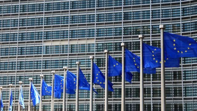 Gebäude der Europäischen Kommission in Brüssel (Archiv)