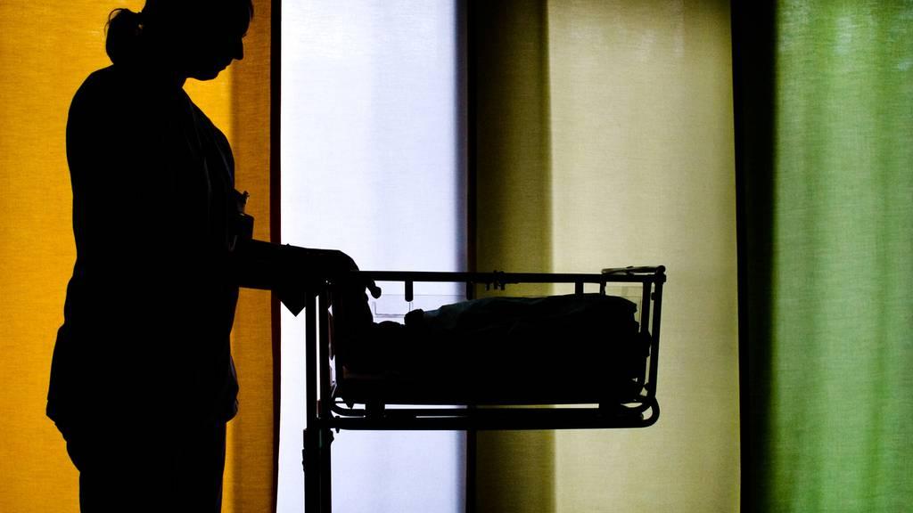 Vertrauliche Geburt in Spital Olten möglich