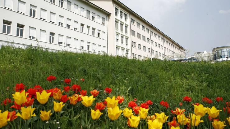 Die Grünen wollen es ins Bruderholzspital integrieren: Kantonsspital Laufen.