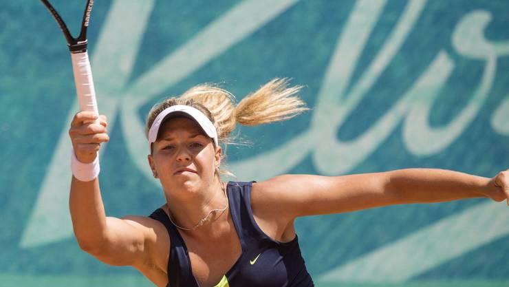 Karin Kennel steht vor ihrer ersten gesamten Saison bei den Profis.