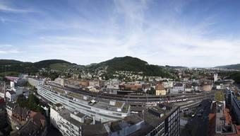 Eine Stadt «Grossbaden» würde bis zu 70 000 Einwohnern zählen.