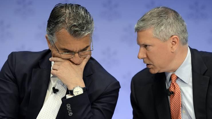 Facebook, Libor und jetzt Japan: UBS-Chef Ermotti und Finanzchef Naratil stehen unter Erklärungsbedarf KEY