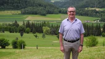 «Mich stört, dass die Extrempositionen immer stärker dominieren», sagt CVP-Nationalratskandidat Werner Müller.