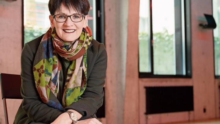 Daniela Berger wird ab Februar Präsidentin des Aargauer Kuratoriums.