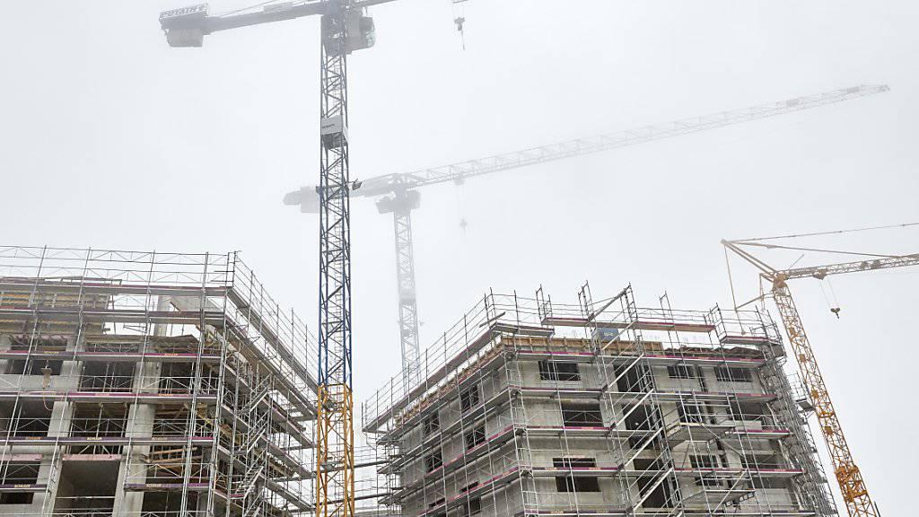 «Lage, Lage, Lage» ist bei Immobilieninvestoren nur noch zweitrangig. Das halten Experten für gefährlich. (Symbolbild)