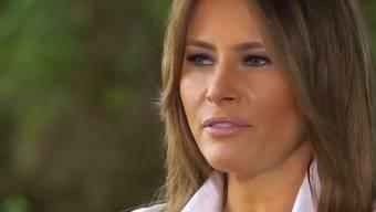 Immer wieder wird dem US-Präsidenten Donald Trump Untreue vorgeworfen. Jetzt nimmt seine Ehefrau Melania Trump dazu Stellung.