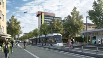 Noch 2018 stimmt das Zürcher Volk nochmals über die Limmattalbahn ab. Die zuständige Kantonsratskommission empfiehlt nun ein Nein.