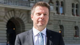 «Wir stützen die Regierung stärker als alle anderen Parteien»: Martin Bäumle.