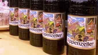 Appenzeller Kräuterschnaps