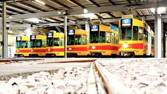 Die BLT freut sich über die höhere Nachfrage, da die Verkehrslage nicht nur erfreulich gewesen sei. (Archivbild)
