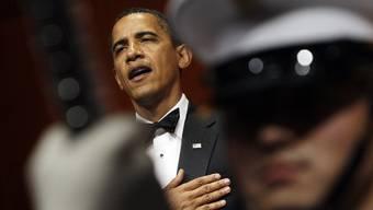 Der US-Präsident zum Vatertag: Yes, I will!