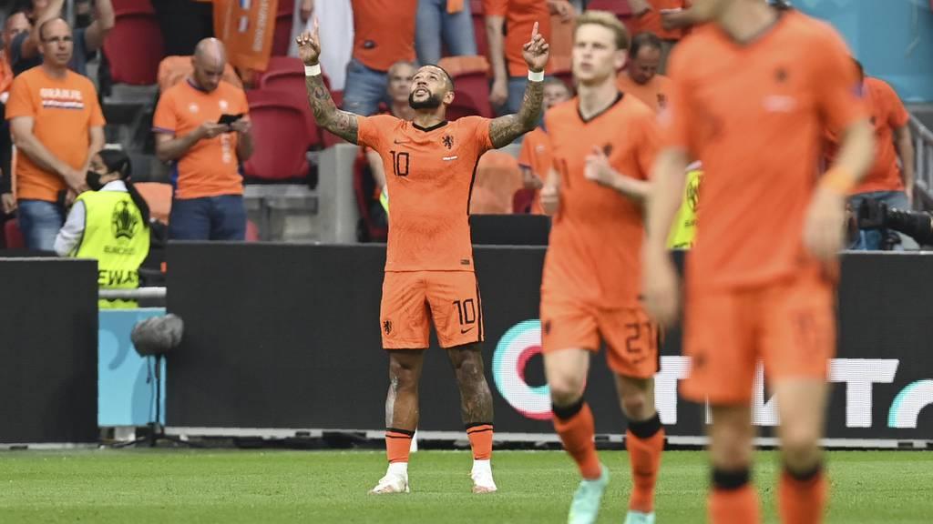 Niederlande nach zweitem Sieg bereits Gruppensieger