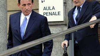 Oscar Holenweger - sein Freispruch ist für die Bundesanwaltschaft eine grosse Enttäuschung
