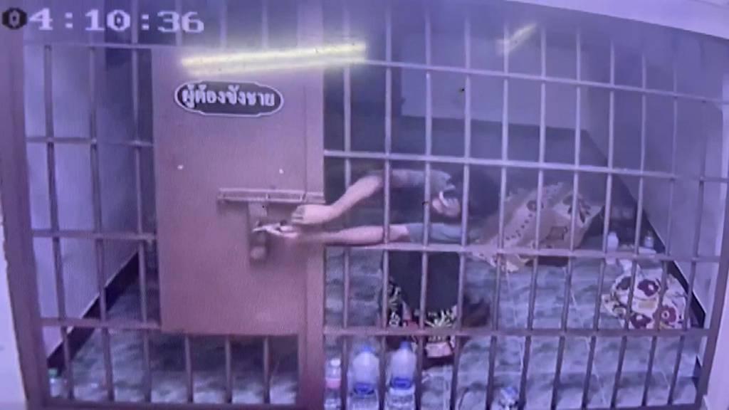 Ausbruch à la MacGyver: Häftlinge knacken Schloss mit Büroklammer und flüchten