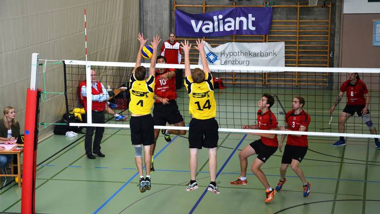 Die 2. Liga-Herrenmannschaft des SV Volley Wyna will am Sonntag, 5. November um 15.30 Uhr seine ersten Meisterschaftspunkte gegen Mutschellen holen.