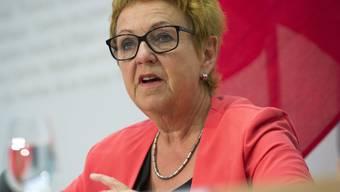 VBS-Generalsekretärin Brigitte Rindlisbacher tritt im Zuge der Departementsrochade zurück. (Archivbild)