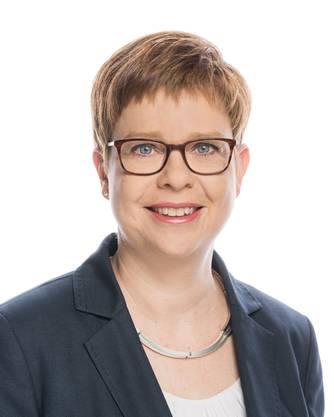 Ruth Müri (Team Baden) ist Stadträtin und Vorsteherin des Ressorts Bildung.
