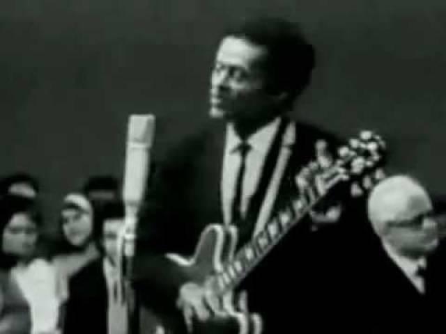Chuck Berry - Maybellene (Live 1958)