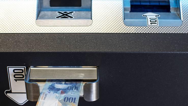 Bitcoin-Automaten gibt es schon, nun will der Bundesrat die dahinterstehende Blockchain-Technologie gesetzlich regeln. (Themenbild)
