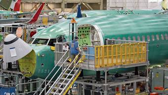 Boeing hat in den vergangenen Monaten rund 400 Boeing 737 Max produziert, die auf einen Abnehmer warten.