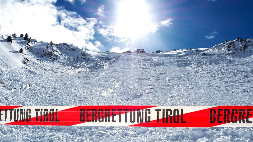 Deshalb löste sich die Lawine im Tirol