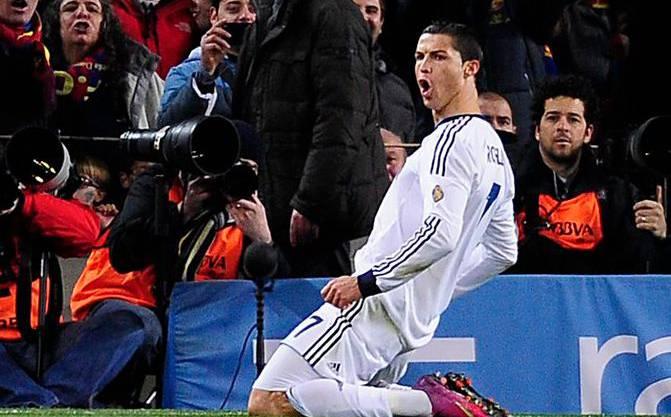 Ronaldo brilliert mit zwei Toren