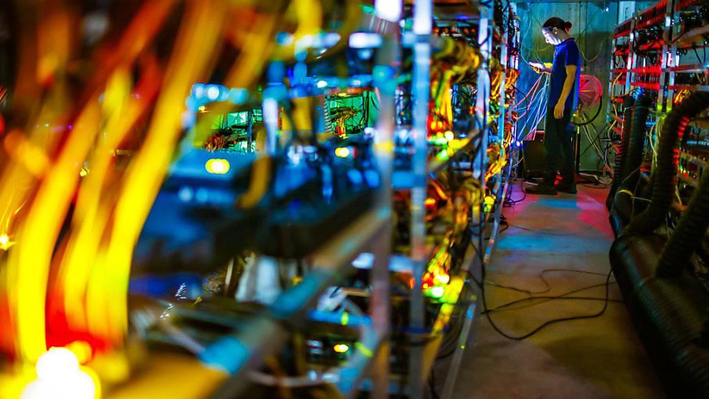 Internetwährungen sind derzeit ein beliebtes Ziel von Kriminellen. (Symbolbild)