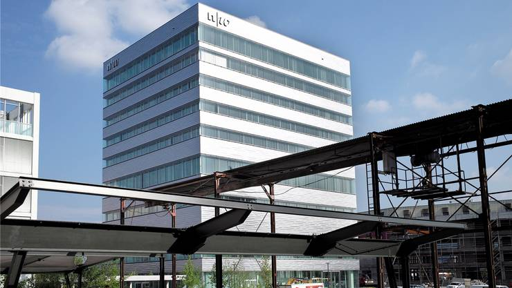 Der geplante Neubau für die Hochschule für Wirtschaft (HSW) der Fachhochschule Nordwestschweiz lässt auf sich warten.