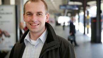 Der Student Lars Stein verkaufte Anteile an seinem zukünftigen Gehalt.