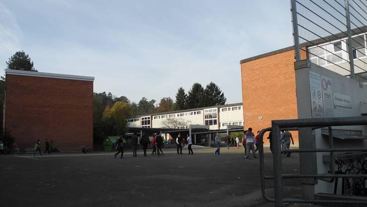 Zur Bekämpfung der Schulraumknappheit sollen Neubauten entstehen. Die Schulanlage Wolfsmatt soll um zwölf Klassenzimmer vergrössert werden.