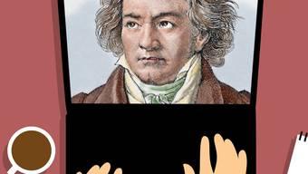 Es ist Beethovens Jubiläumsjahr, und keiner will gebührend feiern. Schlecht für uns, noch schlechter für ihn. Unser Autor schreibt ihm daher einen Brief.