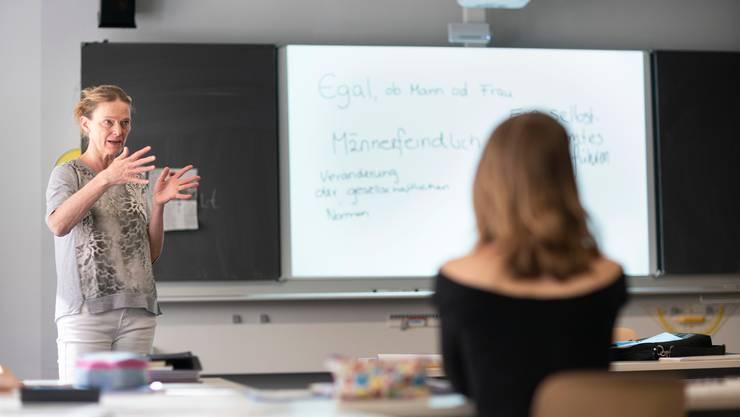Der Mangel an Lehrpersonen in der Schweiz hat sich zugespitzt. (Symbolbild)