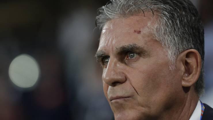 Carlos Queiroz ist nicht mehr Nationaltrainer des Iran