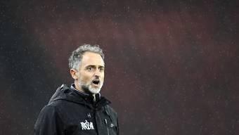 Von der Interimslösung zum dauerhaften Cheftrainer beim FCZ: Massimo Rizzo unterschrieb einen Vertrag bis Sommer 2022