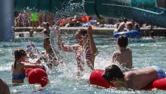 Die letzte Juni-Woche bescherte der Badi Traumfrequenzen und am Sonntag rekordverdächtige 6770 Eintritte.