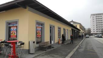 Mit dem «Bahnhof Imbiss Süd» kehrt im Lokal nach über zwei Jahren des Wartens wieder Leben ein
