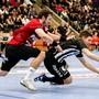 Der RTV Basel will das erste Heimspiel der Abstiegsrunde für sich entscheiden.