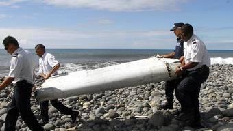 Das Wrackteil stammt vom vermissten Malaysia-Airlines-Flug MH370.
